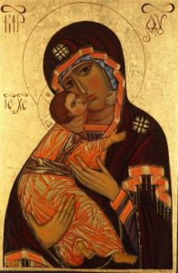 Mother of God of Vladimir