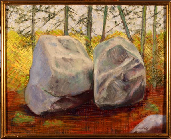 Two Boulders